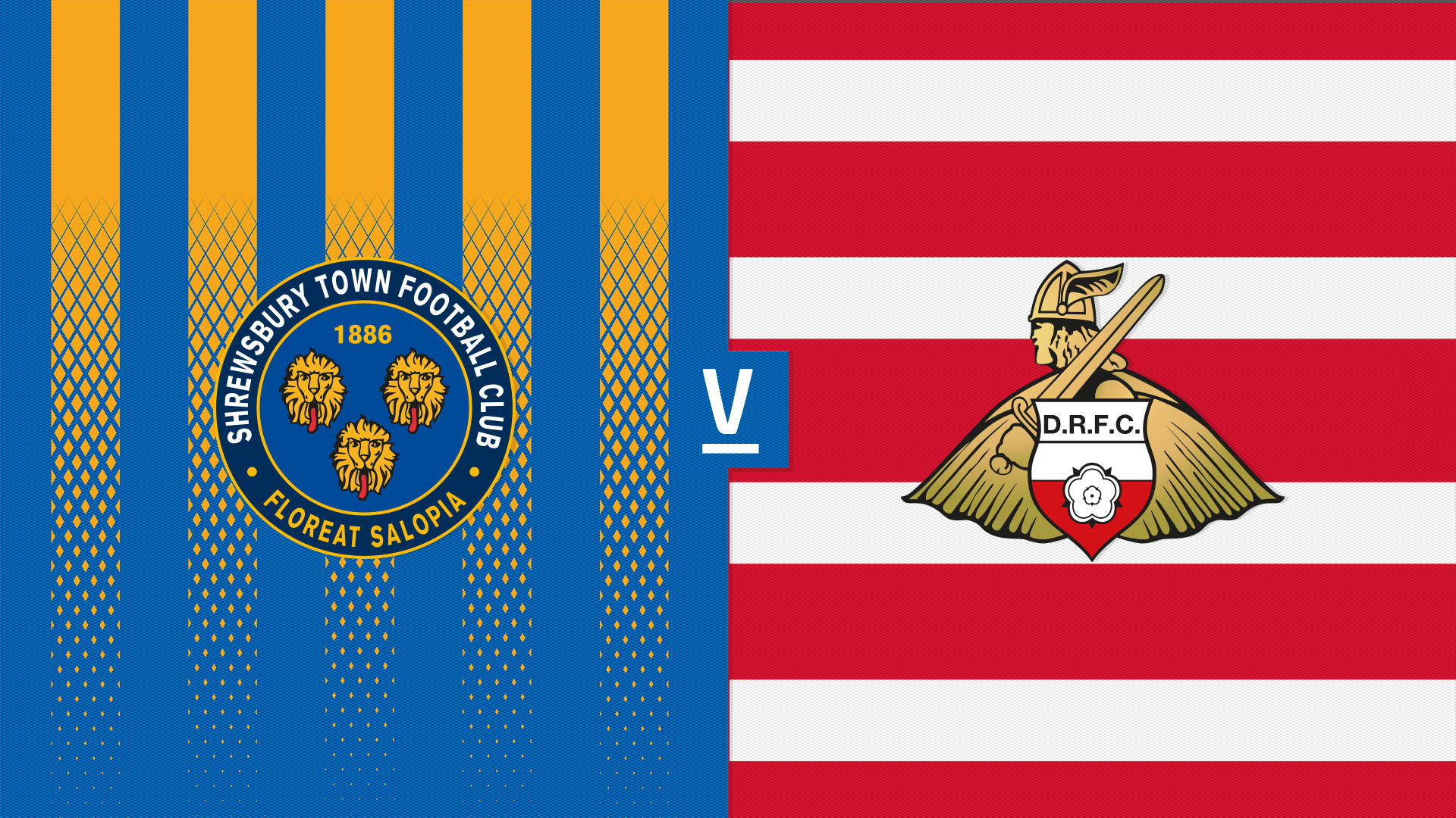 Shrewsbury Town Vs Doncaster Rovers On 17 Apr 21 Match Centre Doncaster Rovers